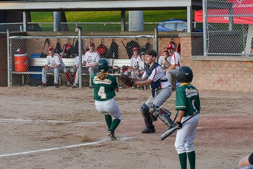 sdg media photographe sportif tournoi provincial bantam baseball orioles saint-jerome1