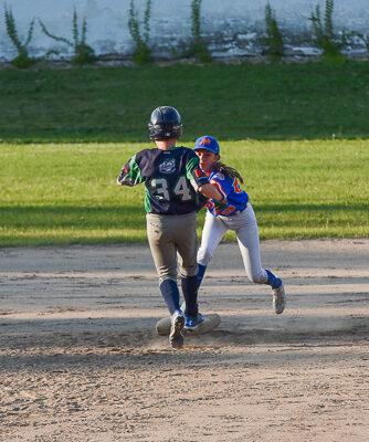 sdg media photographe sportif tournoi provincial bantam baseball orioles saint-jerome76