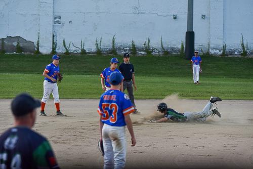 sdg media photographe sportif tournoi provincial bantam baseball orioles saint-jerome90