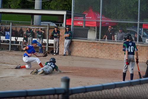 sdg media photographe sportif tournoi provincial bantam baseball orioles saint-jerome91