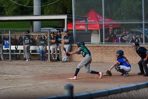 sdg media photographe sportif tournoi provincial bantam baseball orioles saint-jerome92