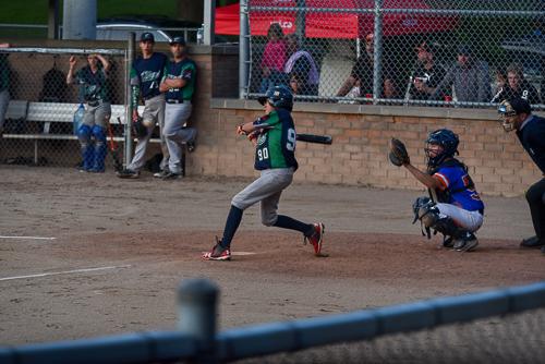 sdg media photographe sportif tournoi provincial bantam baseball orioles saint-jerome95